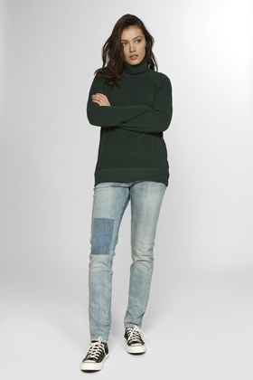 Sally Straight Fit Jeans - BA