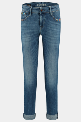 Monroe Girlfriend Tapered Fit Jeans - LHEIN
