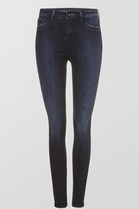 Needle High Skinny Fit Jeans - JDCMB