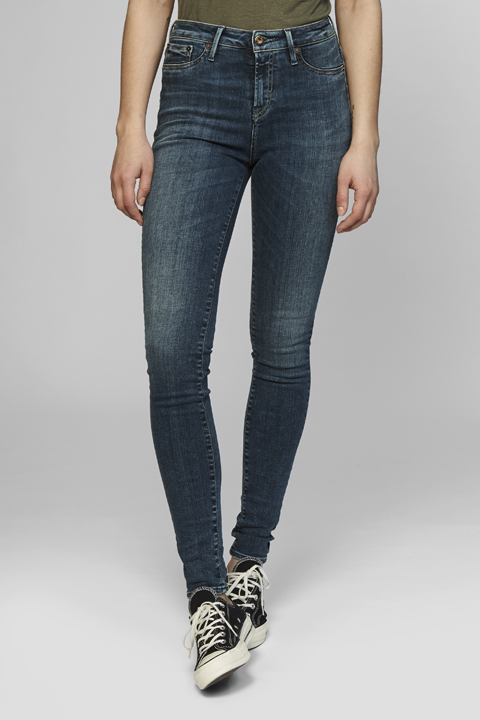 Needle High Skinny Fit Jeans - R