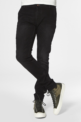 York Slim Tapered Fit Pants - PARIS