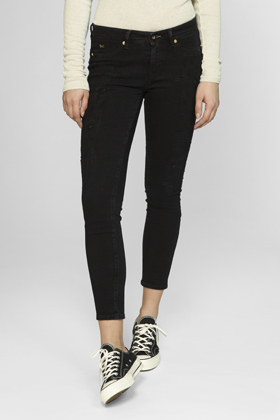 Spray Super Tight Fit Jeans - GRBT