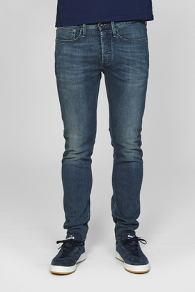 Bolt Skinny Fit Jeans - GRF