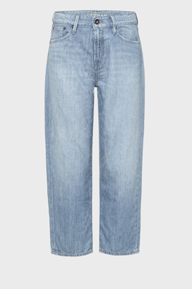 Alex Loose Crop Fit Jeans - KD