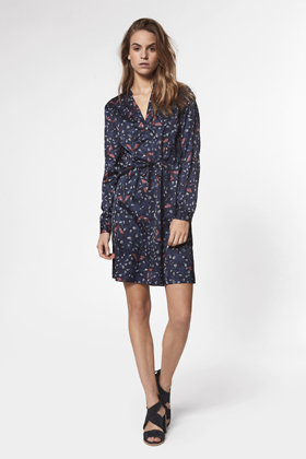 Coast Long-Sleeves Dress - PSTS