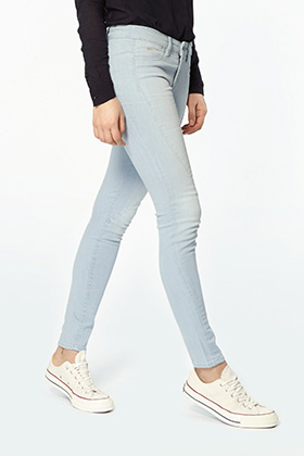 Spray Helix Super Tight Fit Jeans - BCG