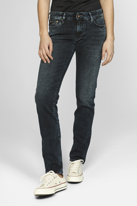 Sally Straight Fit Jeans - GRBX