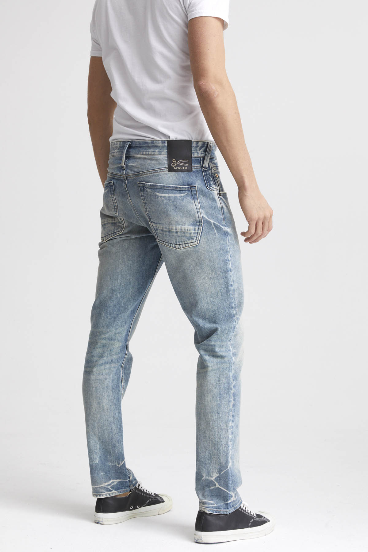 Skin - Slim Fit Jeans - Detail