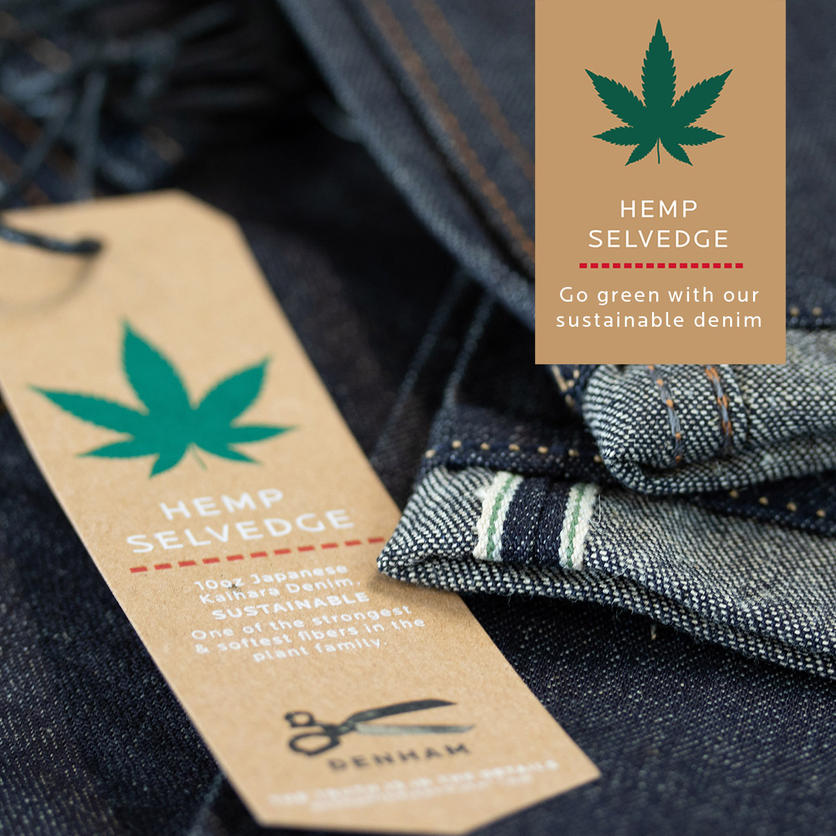Shop Hemp Denim