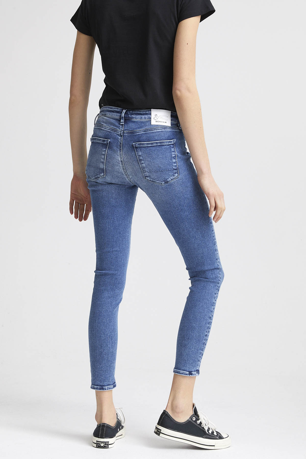 Spray - Super Tight Fit Jeans - Detail